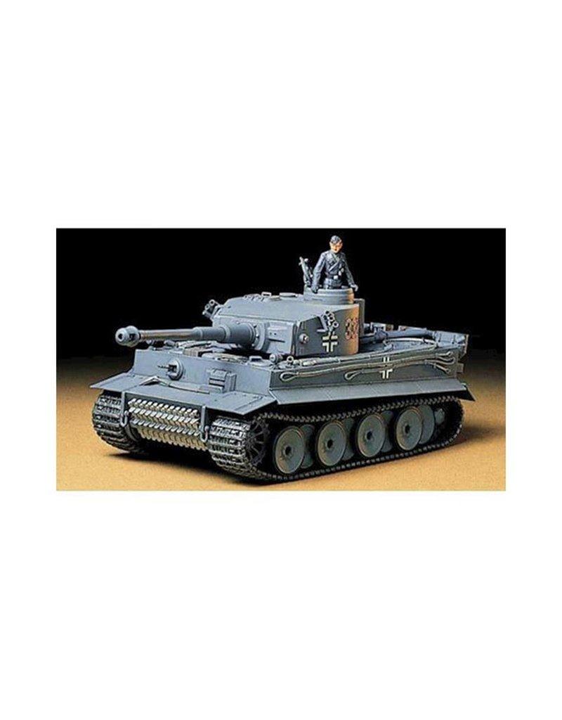 TAMIYA TAM35216 1/35 TIGER I EARLY PLASTIC MODEL