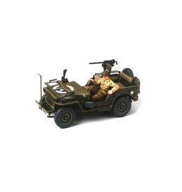 TAMIYA TAM35219 1/35 JEEP WILLYS MB 1/4TON MODEL KIT