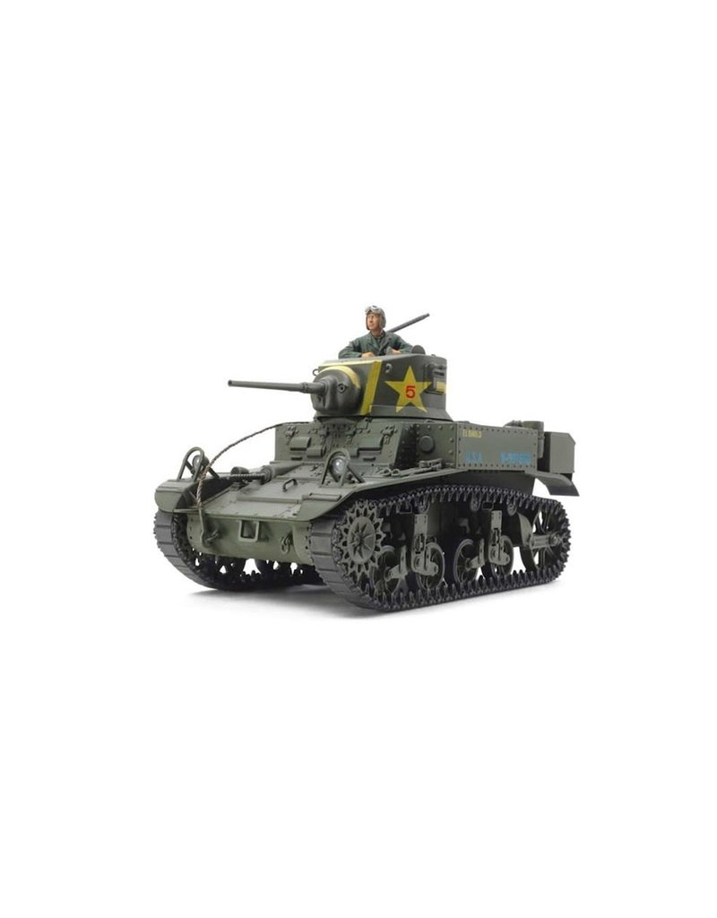 TAMIYA TAM35360 1/35 U.S. LIGHT TANK M3 STUART LATE PRODUCTION