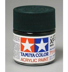 TAMIYA TAM81313 ACRYLIC XF13 FLAT, JADE GREEN