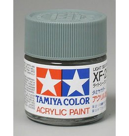 TAMIYA TAM81325 ACRYLIC XF25 FLAT, LIGHT SEA GRAY