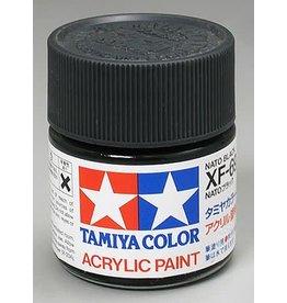 TAMIYA TAM81369 ACRYLIC XF69, NATO BLACK