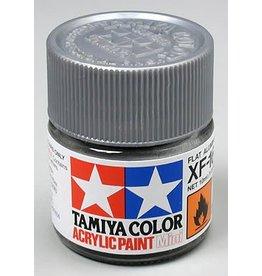 TAMIYA TAM81716 ACRYLIC MINI XF16, FLAT ALUMINUM