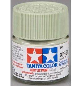 TAMIYA TAM81721 ACRYLIC MINI XF21, SKY