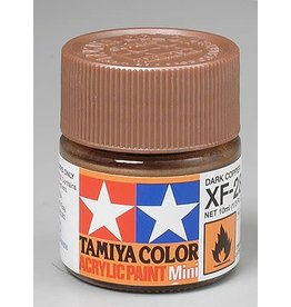 TAMIYA TAM81728 ACRYLIC MINI XF28, DARK COPPER