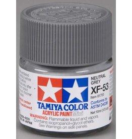 TAMIYA TAM81753 ACRYLIC MINI XF53, NEUTRAL GREY