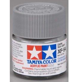 TAMIYA TAM81754 ACRYLIC MINI XF54, DARK SEA GREY