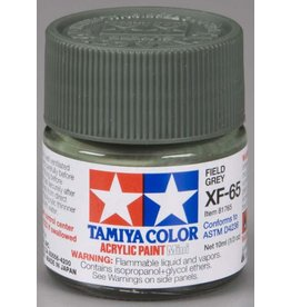 TAMIYA TAM81765 ACRYLIC MINI XF65, FIELD GREY