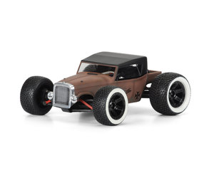 PROLINE RACING PRO339600 1/16 RAT ROD CLEAR BODY :E-REVO