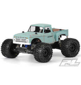 PROLINE RACING PRO341200 1966 FORD F-100 CLEAR BODY : STAMPEDE