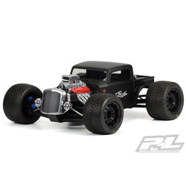 PROLINE RACING PRO341000 RAT ROD CLEAR BODY : REVO 3.3, EREVO, SUMMIT