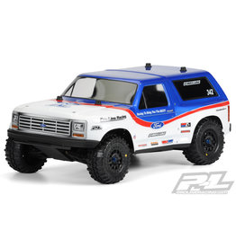 PROLINE RACING PRO342300 1981 FORD BRONCO CLEAR BODY : PRO-2 SC, SLH