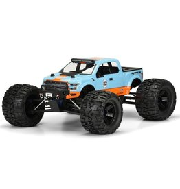 PROLINE RACING PRO346800 2017 FORD F-150 RAPTOR CLEAR BODY :REVO 3.3