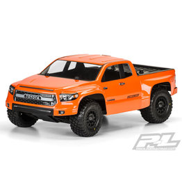 PROLINE RACING PRO347600 TOYOTA TUNDRA TRD PRO CLEAR BODY:PRO-2 SC,SLH