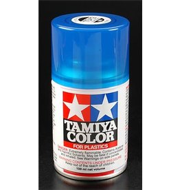 TAMIYA TAM85072 SPRAY LACQUER TS-72 CLEAR BLUE