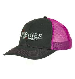 MY TOBBIES MY TOBBIES TRUCKER HAT: NEON PINK
