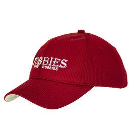 MY TOBBIES MY TOBBIES MESH PRO HAT: RED