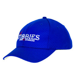 MY TOBBIES MY TOBBIES MESH PRO HAT: BLUE