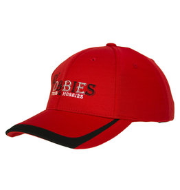 MY TOBBIES MY TOBBIES SPORT FRONTLINE HAT: RED