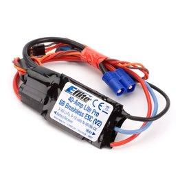 E-FLITE EFLA1040LB 40AMP LITE ESC