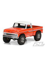 PROLINE RACING PRO348300 1966 CHEVY C-10 CLEAR BODY :TRAIL HONCHO 12.3