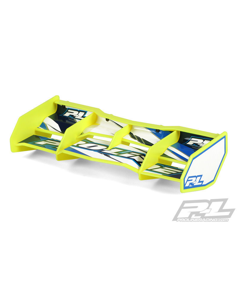 PROLINE RACING PRO624902 1/8 TRIFECTA YELLOW WING