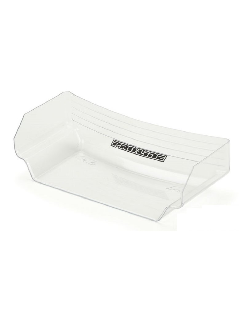 PROLINE RACING PRO628700 PRO-LINE CHAMPION 6.5 CLEAR REAR WING (2) :BX