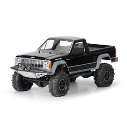 PROLINE RACING PRO336200 JEEP COMANCHE CLEAR BODY
