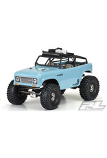 PROLINE RACING PRO350500 AMBUSH CLEAR BODY W/ TRAIL CAGE :12.3 WB CRAWLERS