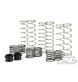 PROLINE RACING PRO629900 DUAL RATE SPRING ASSORTMENT : X-MAXX
