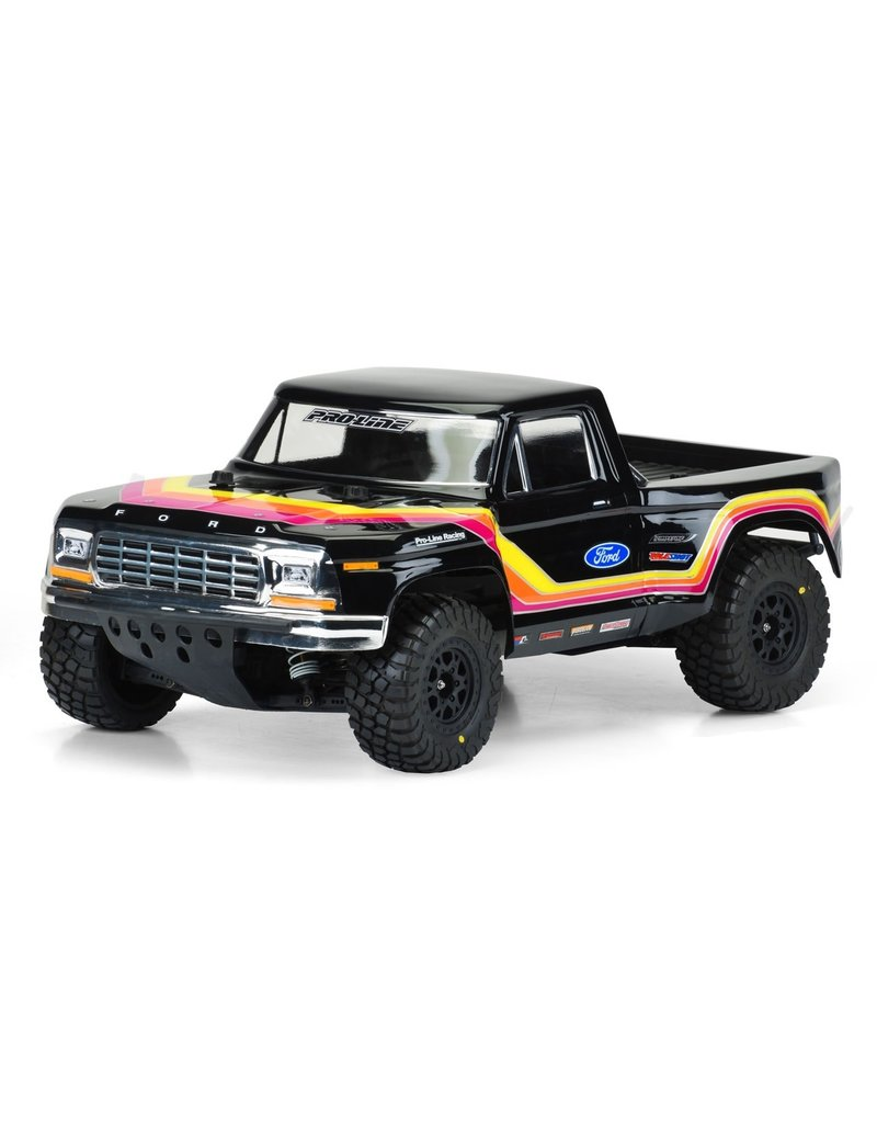 PROLINE RACING PRO351900 1979 FORD F-150 RACE BODY