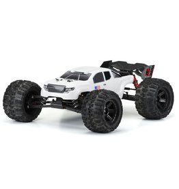 PROLINE RACING PRO352115 BRUTE BASH ARMOR FOR ARRMA KRATON: WHITE