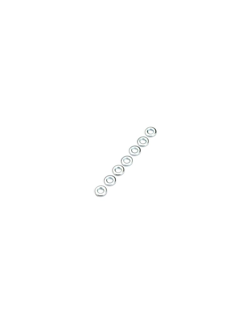DU-BRO DUB2107 2MM FLAT WASHERS