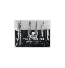DU-BRO DUB509 STD TAP & DRILL SET