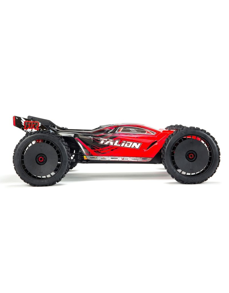 ARRMA ARA106048 TALION V4 6S BLX 1/8 SCALE 4WD TRUGGY RED/BLACK