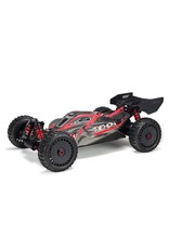 ARRMA ARA106046 TYPHON V4 6S BLX 1/8 SCALE 4WD BUGGY BLACK/RED