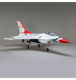 E-FLITE EFL7850 F-16 THUNDERBIRDS 70MM EDF BNF