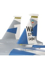 E-FLITE EFL9750 F-15 EAGLE 64MM EDF BNF WITH AS3X AND SAFE SELECT