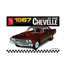 AMT AMT876 1/25 67 CHEVELLE PRO STREET