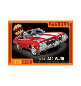 AMT AMT1105 1/25 1969 OLDS W-30 442