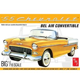 AMT AMT1134 1/16 1955 CHEVY BEL AIR CONVERTIBLE