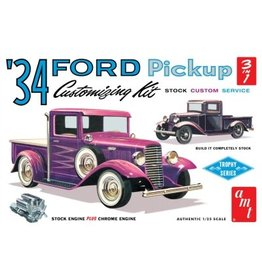 AMT AMT1120 1/25 34 FORD PICKUP