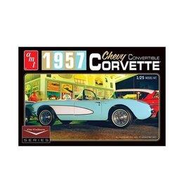 AMT AMT1016/12 1957 CHEVY CORVETTE MODEL