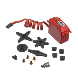 ARRMA AR390136 ADS-7M V2 6.5KG WATER PROOF SERVO: RED