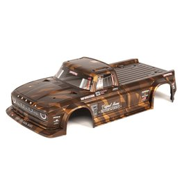 ARRMA ARA410002 INFRACTION 6S BLX PAINTED BODY: BRONZE CAMO