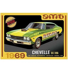 AMT AMT1138/12 1969 CHEVELLE SS 396