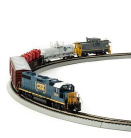 ATHEARN ATHR14266 CSX IRON HORSE TRAIN SET HO