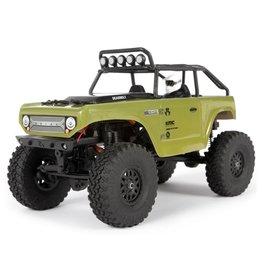 AXIAL AXI90081T2 1/24 SCX24 DEADBOLT 4WD RTR: GREEN