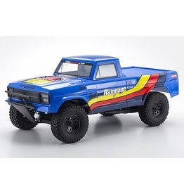 KYOSHO KYO34361T2 OUTLAW RAMPAGE 1/10 2WD RTR: BLUE