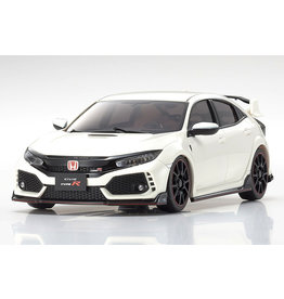 KYOSHO KYO32424W-B MA-03F FWD MINI Z HONDA CIVIC TYPE R WHITE